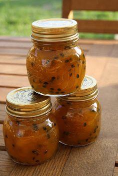 Parmesan et Paprika: Confiture Mangue Fruit de la Passion