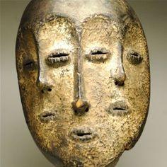 Old Lega Mask