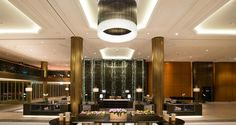 Brexit and North Korea Tensions Are Hurting Millennium Hotels Hilton Worldwide, Hilton Hotels, Hotel Interiors, Hotel Lobby, Good Night Sleep, Guest Room, Interior Design, Luxury, Seoul