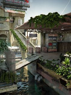 Aesthetic Japan, City Aesthetic, Games Design, Bg Design, Anime Scenery, Belle Photo, Pretty Pictures, Aesthetic Pictures, Places To Go