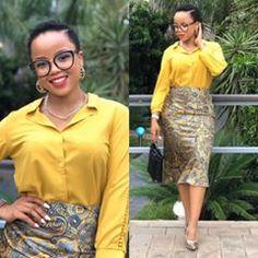 Fashionas_Iknowit (@fashionas_iknowit) • Instagram photos and videos Corporate Wear, Corporate Fashion, Chic Outfits, Dress Outfits, Fashion Dresses, Bold Fashion, Fashion Design, Church Attire, Africa Fashion