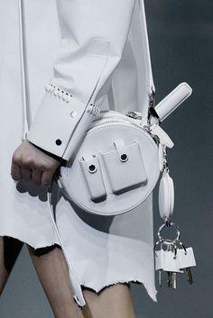 Utility style bag, Alexander Wang RTW F/W 2014