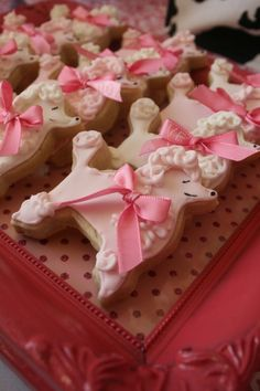french poodle cookies