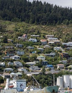 A Lyttleton new-build is inspired by community spirit