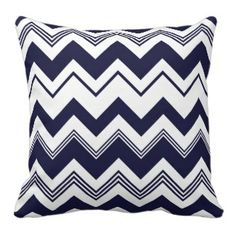 Navy Blue White Chevron Pattern Pillow we are given they also recommend where is the best to buyShopping Navy Blue White Chevron Pattern Pillow lowest price Fast Shipping and save your money Now! Teal And Grey, Blue And White, Navy Blue, Chevron Throw Pillows, Decorative Throw Pillows, Pillow Reviews, Blue Chevron, Cool Patterns, Pillow Design