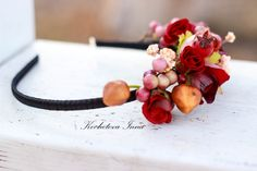 #hair #floralcrowns #accessory #headband #handmade