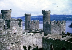 Welsh Castles - Conwy Castle