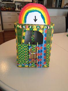 Jackson's Rainbow Leprechaun Trap