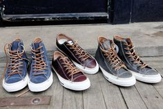 Offspring x Converse 'Trade Craft' Pack. I like!