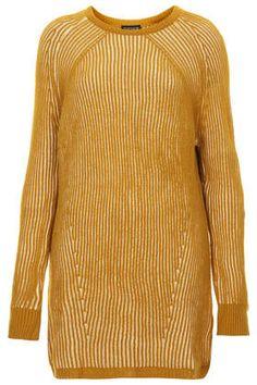 Chunky Ribbed Jumper Dress £42