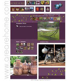AreAreHome.com -  shop online di oggetti etnici provenienti dal Marocco.