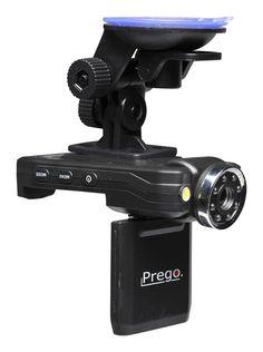 Prego Autokamera - Autotarvikkeet - toknet.fi