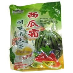 Royal King Watermelon Frost Herbal Tea would be effective for cold & flu if normally OTC does not work so well