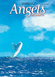 The July-August 2017 issue of Angels on Earth magazine