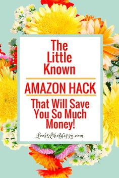 The AMAZING Amazon Hack That Will Save You TONS of Money! – Looks Like Happy