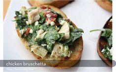 ... bruschetta on Pinterest | Tomato bruschetta, Ricotta and Eggplants