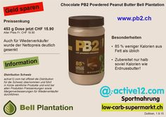 Geld sparen - Information - www.pb2.ch #lowfat #highprotein #lowcalorie #muskelaufbau #bodybuilding #abnehmen #fitness #active12 #pb2 #BellPlantation