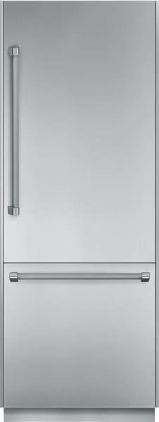 Thermador T30BB8X0SS 30 Inch Built In Bottom Freezer Refrigerator Counter  Depth · Bottom Freezer RefrigeratorFrench Door ...