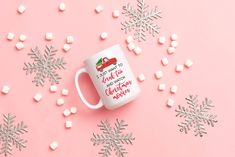 I just want to drink tea and watch Christmas movies Mug, Funny Christmas Mug, Christmas Mug by SweetSipsShop on Etsy