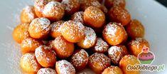 Przepis na Serowe kuleczki Pretzel Bites, Feta, Bread, Bakeries, Breads