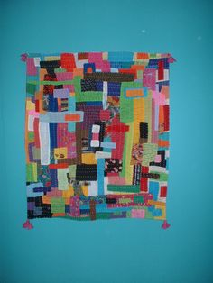 my first siddi style quilt