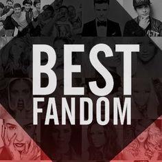 BEST FANDOM | HOLLYWOOD MUSIC AWARDS | Vote now!