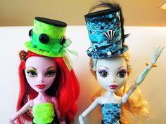 Monster High Doll Top Hat Tutorial, ( Super Cool..) my daughter loved this @Tracy Stewart Stewart van Rensburg, proof that guys like dolls too ;)