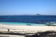 에메랄드빛 바다가 부서지는 아름다운 해변, 제주 <우도 서빈백사해수욕장>