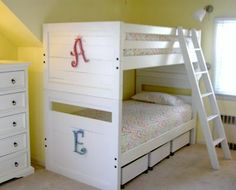 86 Best Two Kids In A Small Room Images Child Room Shared