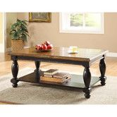 Found it at Wayfair - Riverside Furniture Delcastle Coffee Table