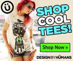 Shop Cool Tees! Save 10% Off All Orders from Design by Humans. Click here: http://www.cdcoupons.com/apparel/design-by-humans-discount-codes