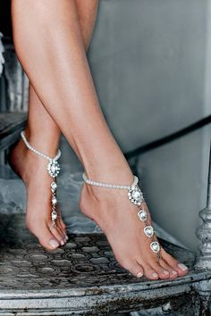 10a89adfa 21 Great beach foot jewelry images