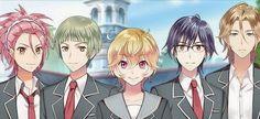 Cute High Earth Defense Club LOVE!   Binan Koukou Chikyuboueibu Love!   Binan Kōkō Chikyū Bōei-bu Love!