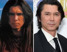 Men of the --Lou Diamond Phillips Celebrities Then And Now, Yearbooks, Young Guns, Stars Then And Now, Hollywood Celebrities, Hollywood Stars, Hui, Getting Old, Good People