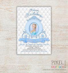 Princess Invitation, Princess Birthday, Princess Birthday Invitation, 1st Birthday Princess Invitation, Princess Birthday Party, Princess