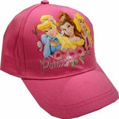 Sapca oficiala Disney Princess, 100% bumbac.