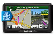The Garmin dezl 760LMT bluetooth portable advanced navigator is designed specifically for the over-the-road trucking industry.