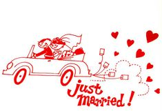 Character Drawing, Just Married, Wedding Cards, Congratulations, Invitations, Drawings, Illustration, Beautiful, Design