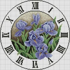 Gallery.ru / Фото #2 - часы (без ключа) - anethka