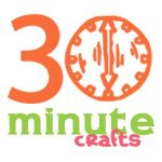 30 Minute Crafts -- website with quick craft ideas