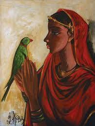 b prabha artist