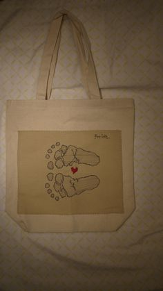 ProLife Tote by PreciousGoons on Etsy, $18.00