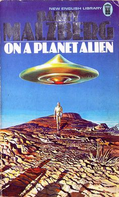 On a Planet Alien by Robert Malzberg. NEL 1977. Cover art Bruce Pennington. ISBN 0450029097