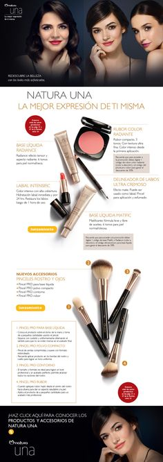 Make Beauty, Beauty Makeup, Natura Cosmetics, Perfume, Lipstick, How To Make, Tola, Cami, Facebook