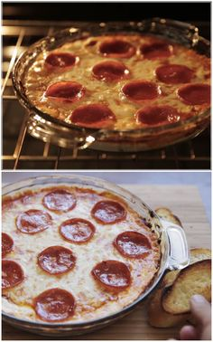 Pizza Dip You Need In Your Life