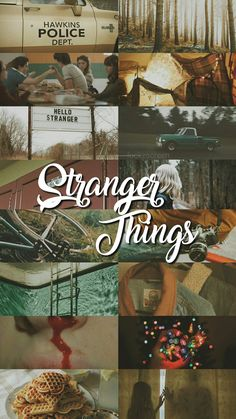 (*I really need to borrow the first season from the library*) tranger things | Tumblr