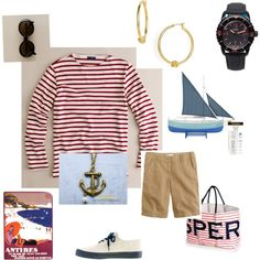 """""""sail away"""" by julyboys on Polyvore"""