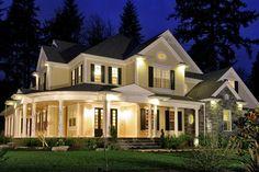 House Plan 341-00276 - Craftsman Plan: 4,725 Square Feet, 4 Bedrooms, 4.5 Bathrooms