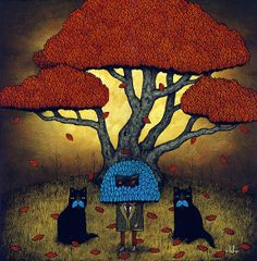 Watchers of the Forest Sanctum. Andy Kehoe