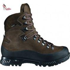 Ancash GTX, Chaussures de Randonnée Hautes Homme, Marron (Erde), 46.5 EUHanwag